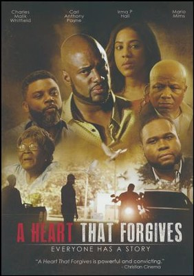 A Heart That Forgives, DVD   -