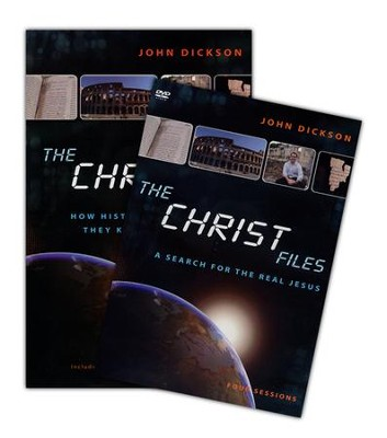 Christ Files Pack: How Historians Know What They Know About Jesus, Christ Files Book & DVD  -     By: John Dickson