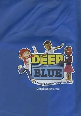 Deep Blue: One Room Sunday School Kit Spring 2016  -
