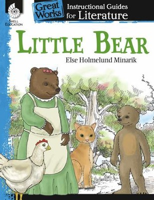 Little Bear: Instructional Guides for Literature, Grade 1   -     By: Tracy Pearce