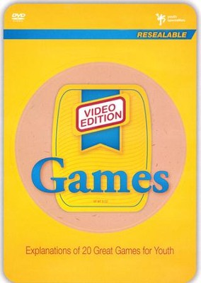 Games: Video Edition  -     By: Youth Specialties