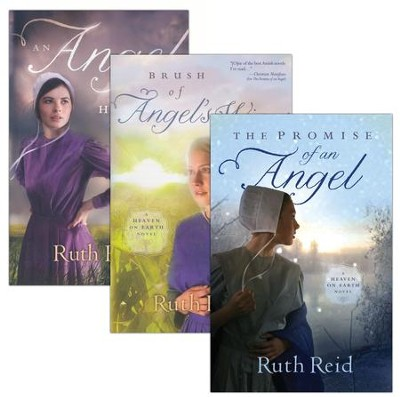 Heaven on Earth Series, Volumes 1-3  -     By: Ruth Reid