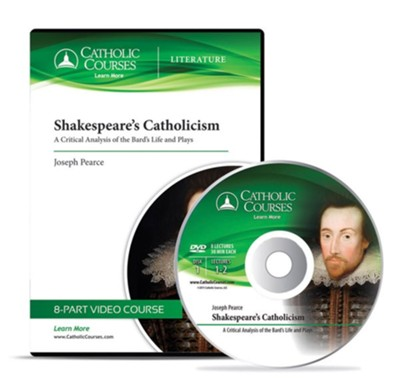 Shakespeare\'s Catholicism (CD)  -     By: Joseph Pearce