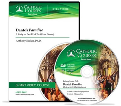 Dante's Paradise: A Study on Part III of The Divine Comedy, DVD   -     By: Anthony Esolen