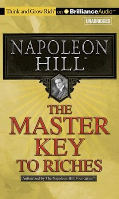 The Master Key to Riches Unabridged Audiobook on CD  -     By: Napoleon Hill