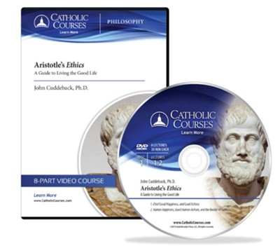 Aristotle's Ethics (Audio CD)  -     By: John Cuddeback Ph.D.