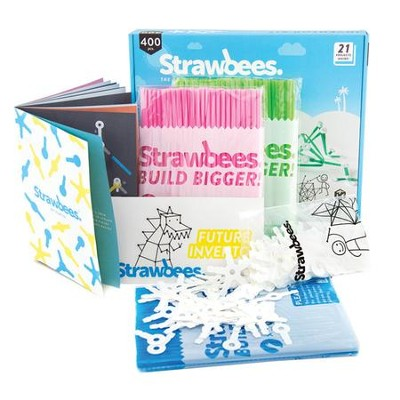 strawbees, Inventor Kit   -