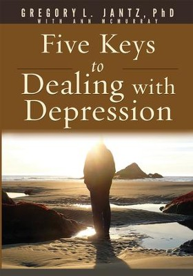 5 Keys to Dealing with Depression - eBook  -     By: Gregory Jantz
