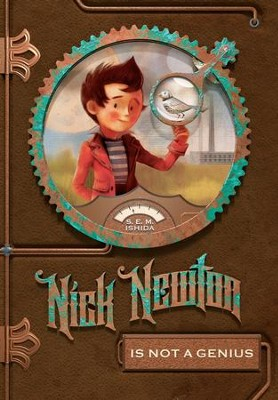 Nick Newton Is Not a Genius - eBook  -     By: S.E.M. Ishida
