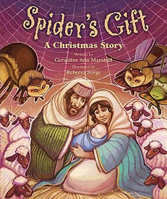 The Christmas Story Book.Spider S Gift A Christmas Story