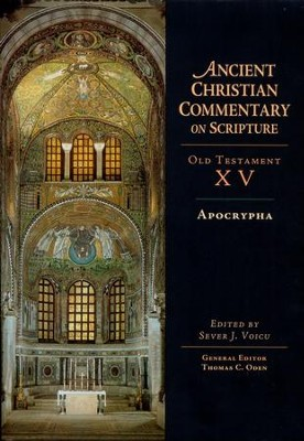 Apocrypha - eBook  -     Edited By: Sever J. Voicu, Thomas C. Oden     By: Edited by Sever Voicu