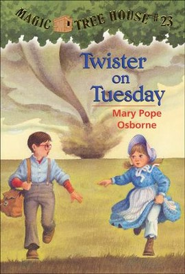 Magic Tree House #23 Twister on Tuesday  -     By: Mary Pope Osborne     Illustrated By: Sal Murdocca
