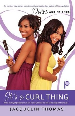 It's a Curl Thing - eBook  -     By: Jacquelin Thomas