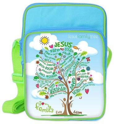 Jesus Family Tree Carry-All  -