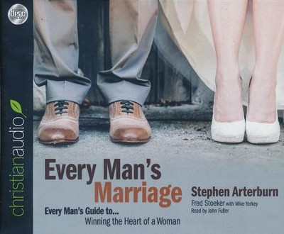 Every Man's Marriage, Abridged Audio CD   -     By: Stephen Arterburn