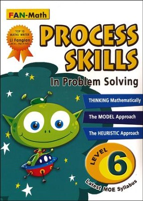FAN-Math Process Skills in Problem Solving Level 6   -