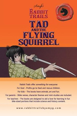 Rabbit Trails: Tad and the Flying Squirrel / Lyn and the Monk Seal - eBook  -     By: Amy G