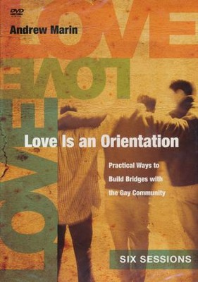 Love is an Orientation DVD  -     By: Andrew Marin