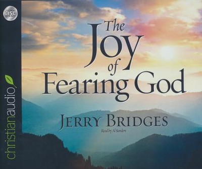 The Joy of Fearing God, Abridged Audio CD   -     By: Jerry Bridges
