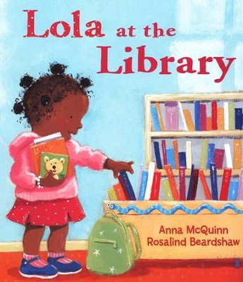 Lola at the Library   -     By: Anna McQuinn