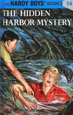 The Hardy Boys' Mysteries #14: The Hidden Harbor Mystery   -     By: Franklin W. Dixon