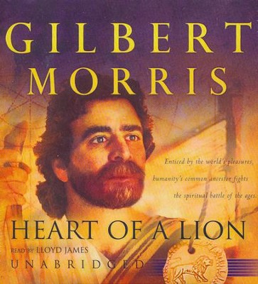 Heart of a Lion - unabridged audiobook on CD  -     By: Gilbert Morris
