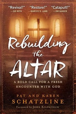 Out of the Dust: A Bold Call for a Fresh Encounter With God - eBook  -     By: Pat Schatzline, Karen Schatzline