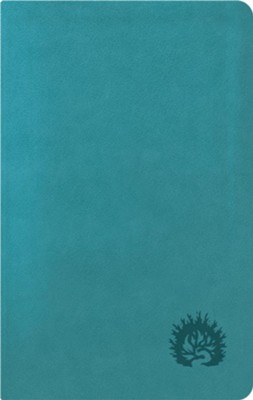 ESV Reformation Study Bible, Condensed Edition - Turquoise, leather-like  -     Edited By: R.C. Sproul