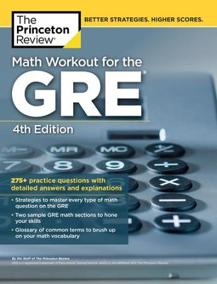 Math Workout for the GRE, 4th Edition - eBook  -     By: Princeton Review