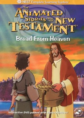 Bread From Heaven, DVD   -