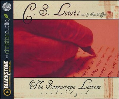 The Screwtape Letters - unabridged audiobook on CD  -     By: C.S. Lewis