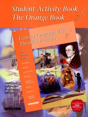 Learning Language Arts Through Literature, Grade 4, Activity  Orange  -