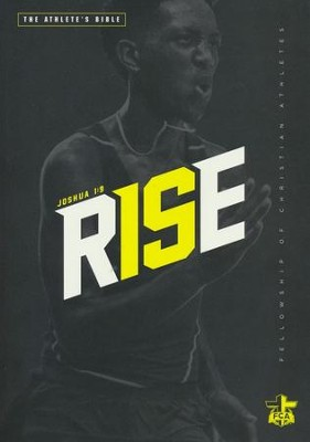 Athlete's Bible: Rise Edition - eBook  -     By: Fellowship of Christian Athletes