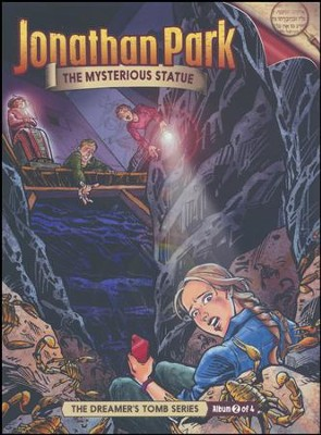 Jonathan Park The Dreamer's Tomb: The Mysterious Statue #2  Audio CD  -