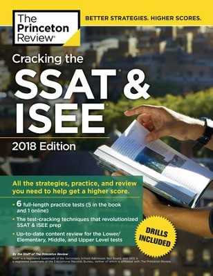 Cracking the SSAT & ISEE, 2018 Edition - eBook  -     By: Princeton Review