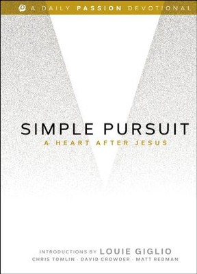Simple Pursuit: A Heart After Jesus - eBook  -