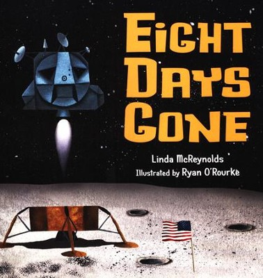 Eight Days Gone   -     By: Linda McReynolds