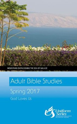 Adult Bible Studies Spring 2017 Student - eBook  -     By: Sarah McGiverin