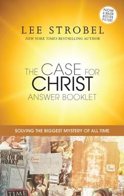 The Case for Christianity Answer Booklet - eBook  -     By: Lee Strobel
