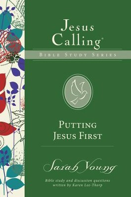 Putting Jesus First - eBook  -     By: Sarah Young