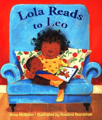 Lola Reads to Leo   -     By: Anna McQuinn