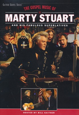 The Gospel Songs of Marty Stuart DVD   -     By: Marty Stuart