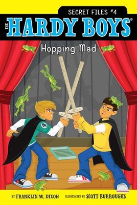 Hopping Mad - eBook  -     By: Franklin W. Dixon