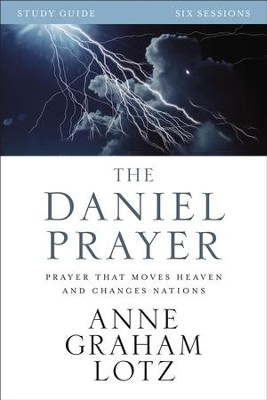 The daniel prayer study guide prayer that moves heaven and changes the daniel prayer study guide prayer that moves heaven and changes nations ebook fandeluxe Image collections