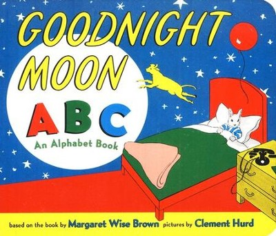 Goodnight Moon ABC Board Book  -     By: Margaret Wise Brown, Clement Hurd