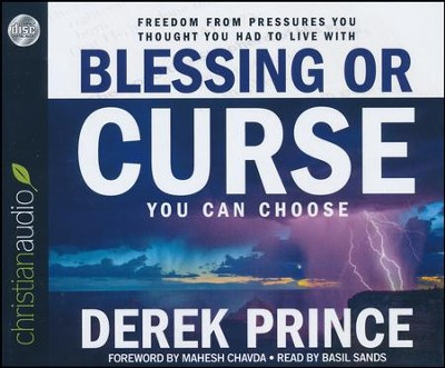 Blessing or Curse: You Can Choose - unabridged audio book on CD  -     Narrated By: Basil Sands     By: Derek Prince
