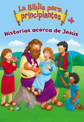 La Biblia para principiantes - Historias acerca de Jesus - eBook  -     By: Kelly Pulley((Illustrator)     Illustrated By: Kelly Pulley
