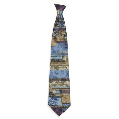 Crucified With Christ Tie  -