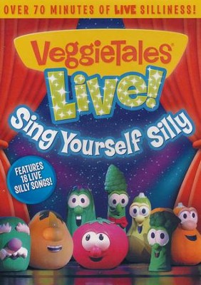 VeggieTales Live! Sing Yourself Silly   -