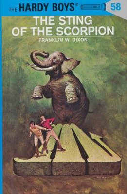 The Hardy Boys' Mysteries #58: The Sting of the Scorpion   -     By: Franklin W. Dixon